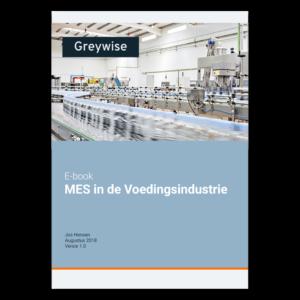 E-book MES in de voedingsindustrie