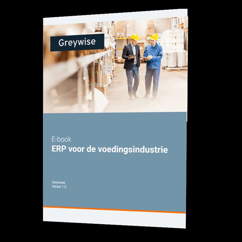 ERP voor de voedingindustrie