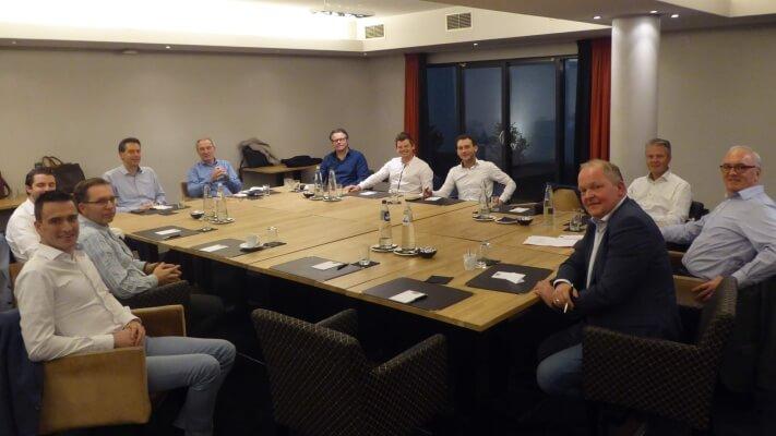 Greywise Dinner Meeting