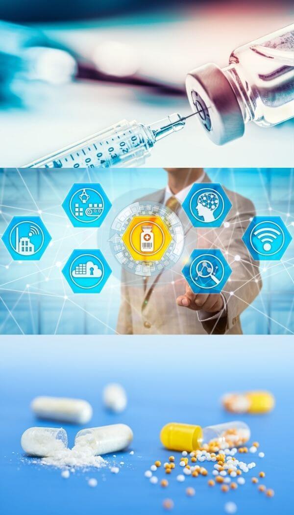 Electronic Batch Record EBR Pharma